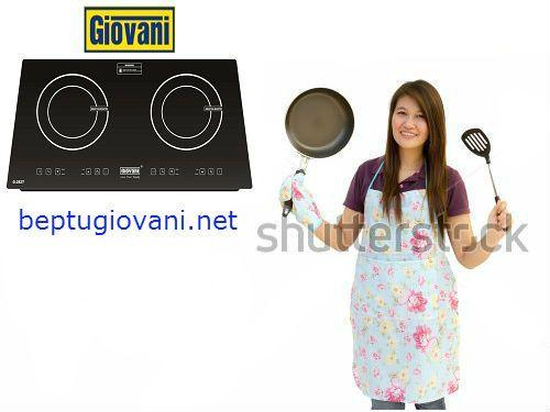 Đại lý cung cấp bếp từ Giovani G282T uy tín