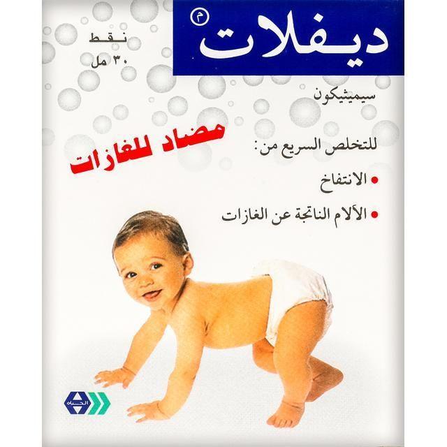 دواء مغص الأطفال ديفلات هو دواء مضاد للانتفاخ والتقلصات ويوجد على هيئة قطرات وي ستخدم كدواء سريع وفعال للتخلص من الانتفاخ وي س Medicine Poster Movie Posters
