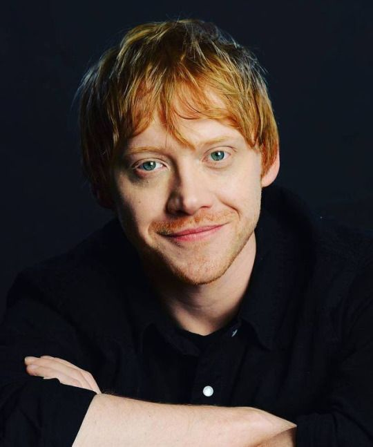 Rupert Grint photographed for Usa Today (March 17, 2017 ... Rupert Grint Today