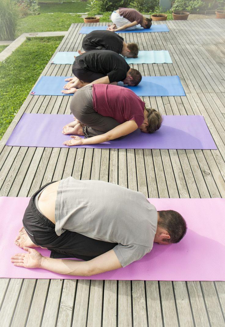 Yoga - Gruppe