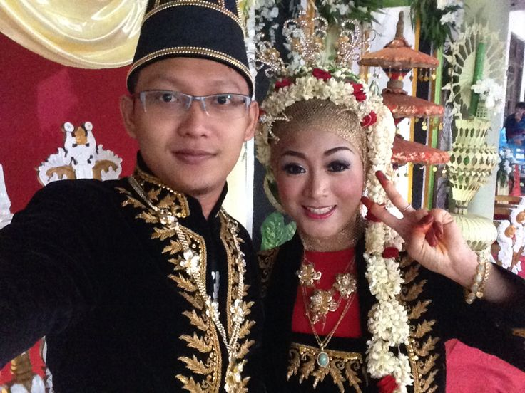 Mywedding#2ndagust2015#javanese#INDONESIA