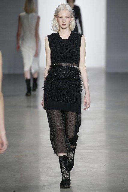 Calvin Klein Collection Autumn/Winter 2014-15 Ready-To-Wear