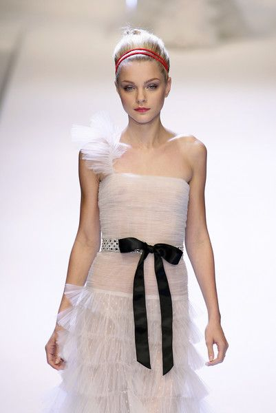 Valentino at Paris Spring 2007