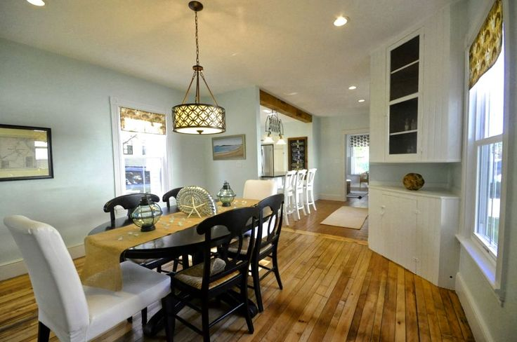 kitchen dining room design