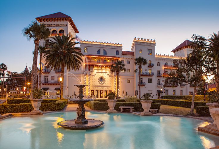 Casa Monica Hotel - Wedding Venues in Saint Augustine, Florida | The Celebration…