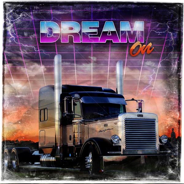 DREAM ON by Nikita Akpanov, via Behance