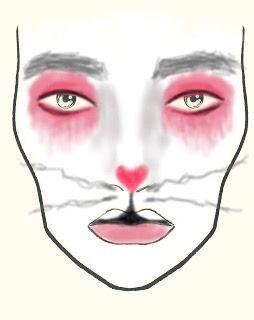 8 best Halloween images on Pinterest | Bunny makeup, Halloween ...