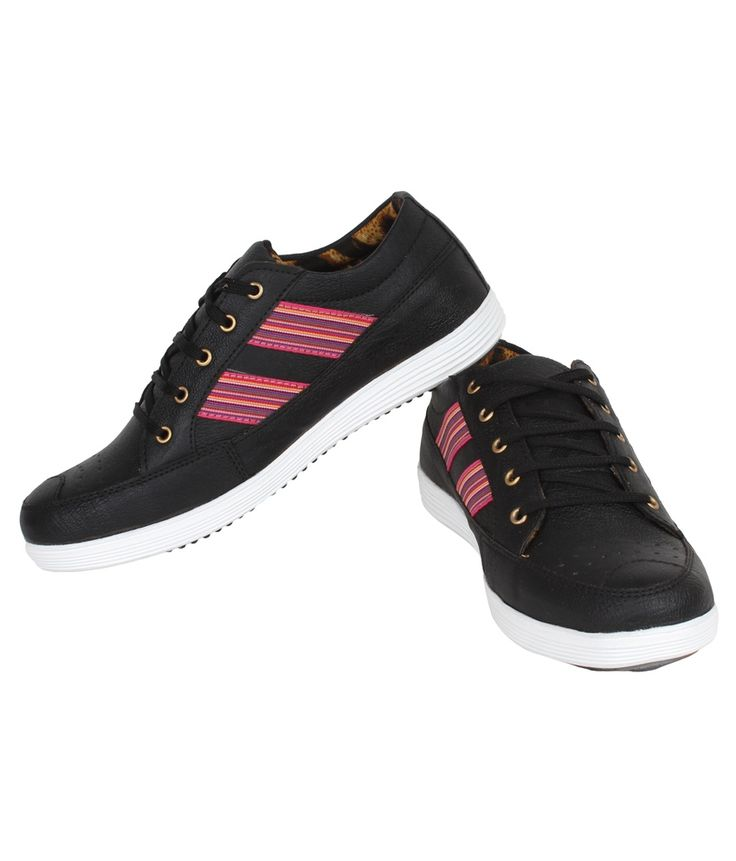 Casual shoes are the ones that men wear everyday, and they include all types of footwear that are light on feet, airy as well as provide the wearer with world class comfort.