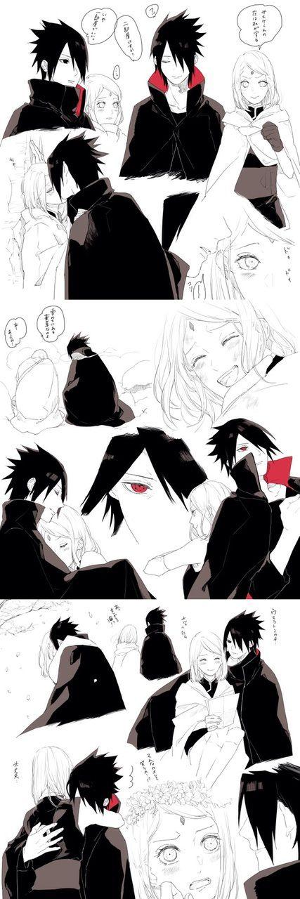 Immagine di sasuke uchiha, ss, and art by op