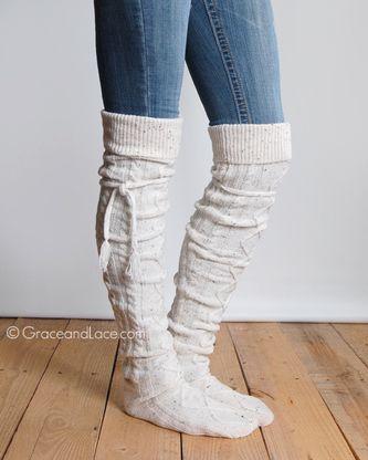 alpine thigh high boot socks lace boot socks and shark tank