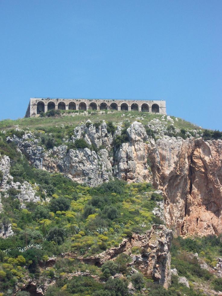 Temple of Jupiter Anxur, Terracina, IT