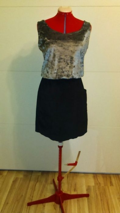 Recyklované šaty