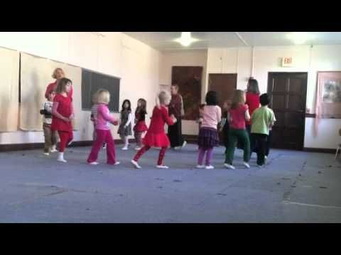 Kindergarten Eurythmy