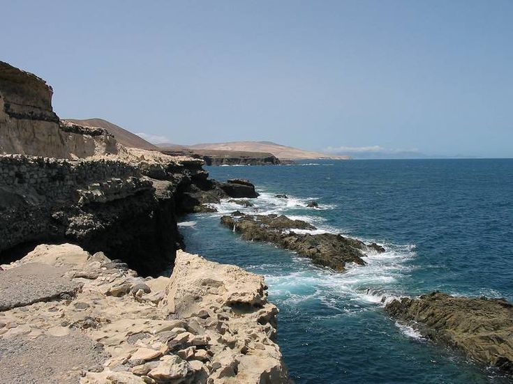 Fuerteventura - geography, climate, history - http://canaryislands.hot-travels.com/fuerteventura/