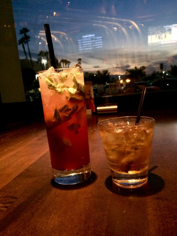 Happy Hour at Yardhouse..sunset views