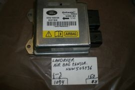 Used Auto Parts You Need: Land Rover - Air Bag Sensor SRS - NNW502436