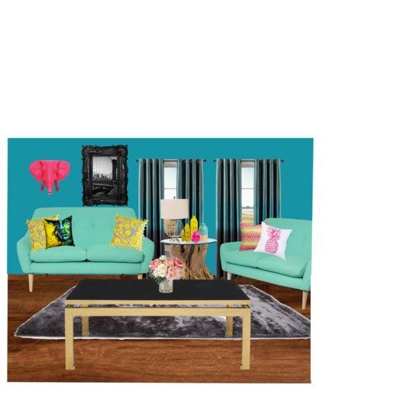 dream by alexmessisosa on Polyvore featuring interior, interiors, interior design, home, home decor, interior decorating, Mitchell Gold + Bob Williams, ZENTS, CB2 and D.L. & Co.