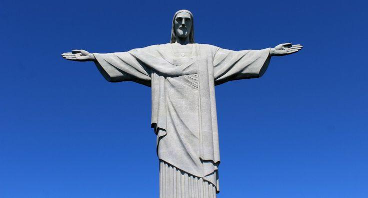 Christ the Redeemer - Rio de Janeiro, Brazil