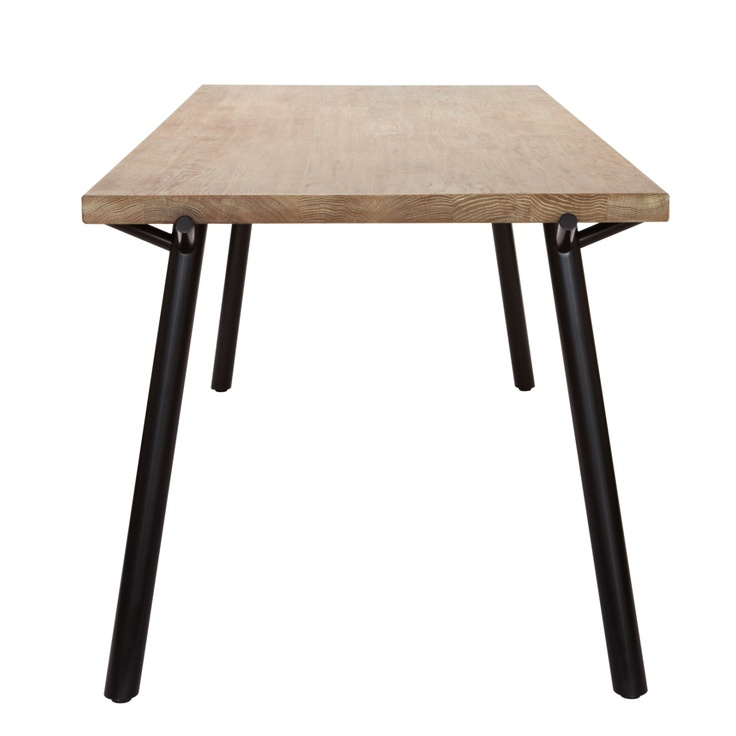 modern table branch dining table by blu dot