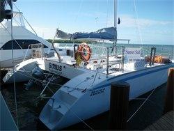 """Sailing Catamaran """"Sirius"""" - Captain Dale"""