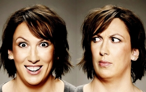 Miranda Hart  She makes me laugh so much! Such fun!!