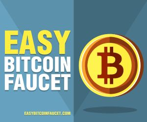 Earn free bitcoins, receive bonuses and get even more bitcoins completely FREE in out faucet! The more you claim, the more you get. Join now!