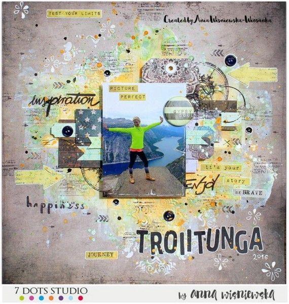 Trolltunga - 7 Dots Studio