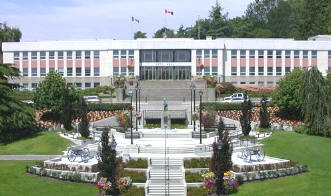 New Westminster, City Hall