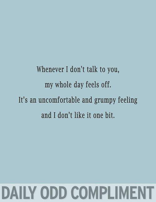 My days feel off