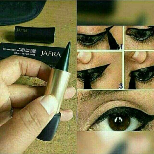 Temukan dan dapatkan Kajal eyeliner Jafra hanya Rp 159.000 di Shopee sekarang juga! http://shopee.co.id/nafa_jafraskincare/165436535 #ShopeeID