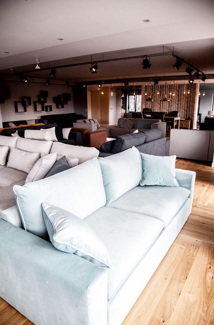 sofa MAC Tkanina pluszowa Juke Modalto Concept Store ul. Wiertnicza 92 wjazd od ul. Ostrej Zapraszamy w godzinach: poniedzialek - piatek 10-18 sobota 10-15