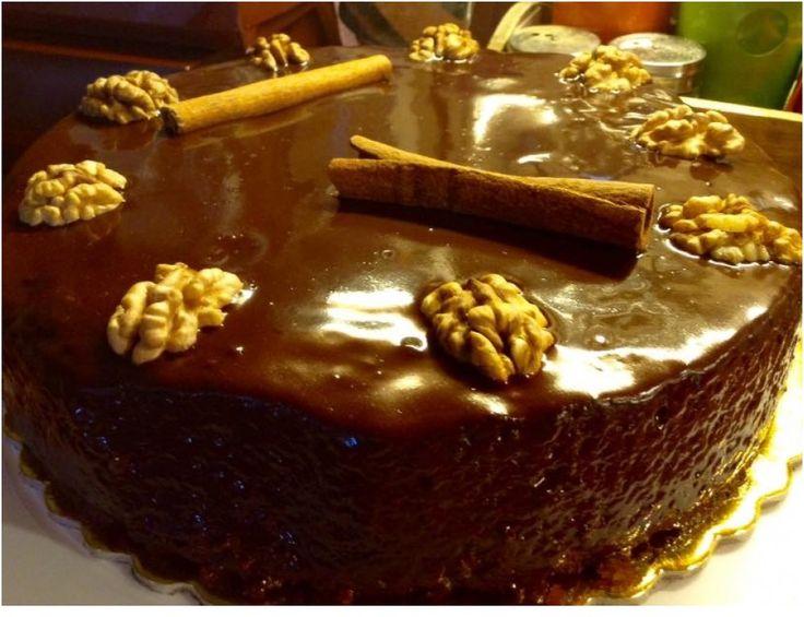 Το αγαπημένο μας γλυκό με γλάσο για περισσότερη νοστιμιά!