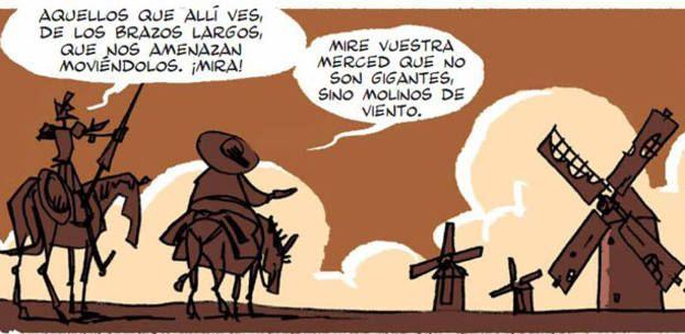 Molinos Quijote