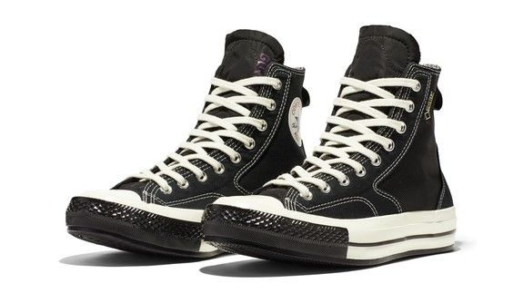 Water-resistant Converse sneakers are here for those rainy days