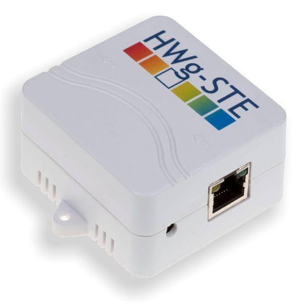 http://www.termometer.se/Hwg-STE-inkl.-1-st-temperatur-wire-sensor-3m.html  Hwg-STE inkl. 1 st temperatur wire-sensor (3m) - Termometer.se  HWG-STE nätverkstermometer är ett utmärkt verktyg i alla nätverksanslutna miljöer där höga krav ställs på en kontrollerad temperatur och luftfuktighet. Exempel på användningsområden kan vara allt från värmesystem, AC-anläggningar, kylar/frysar. Anslut en HWG-STE i varje rackskåp i serverrummet med en temperaturgivare placerad i toppen...