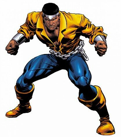 Luke Cage (Power Man) Marvel Comics