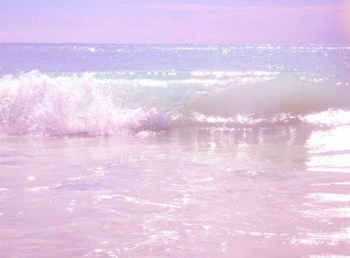 Pastel Purple | Lavender | Lilac | Ocean Waves