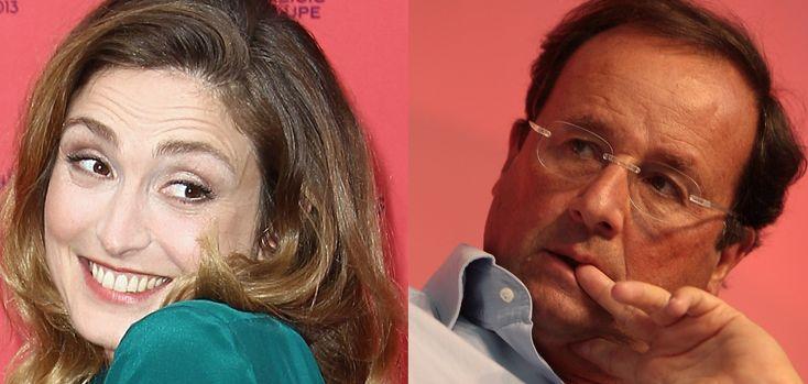 Julie Gayet et François Hollande : Depuis combien de temps sont-ils ensemble ?