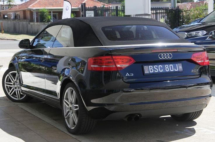 2010 Audi A3 TFSI Ambition Auto MY10