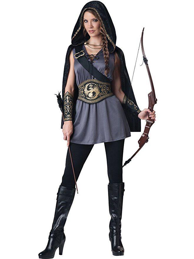 Women's Huntress Costume
