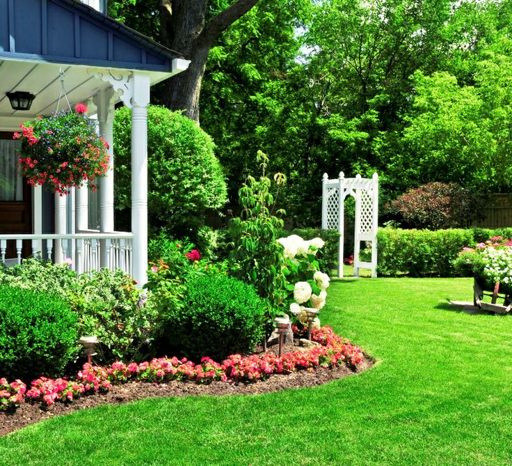 104 best Foundation Plantings images on Pinterest Gardening