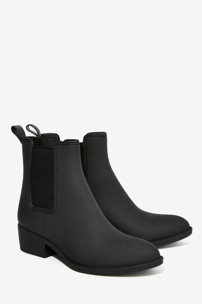 Jeffrey Campbell Stormy Chelsea Rain Boot - Matte - Boots + Booties   Back  In Stock   Back In Stock   Shoes   Pinterest   Boots, Chelsea rain boots  and ... f24f22f8a4