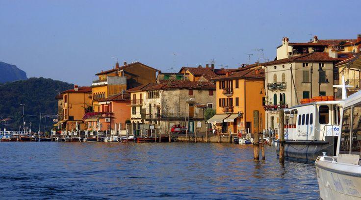 Vi tar oss till norra Italien, till Iseosjön, som är mycket mindre känd än sina grannar Garda och Como.