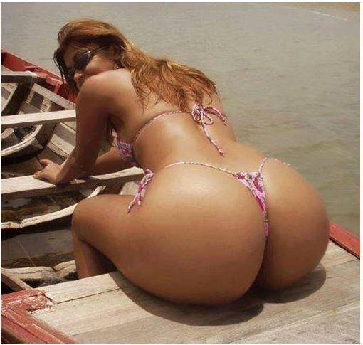 The phattest beach booties unveiled (15 photos)
