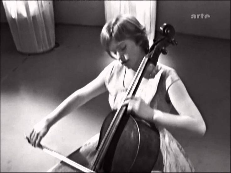 Jacqueline du Pré-Mendelssohn-Granados-Saint-Saëns (HD)