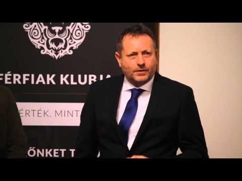 Kassai Lajos a Férfiak Klubjában  - teljes film - YouTube