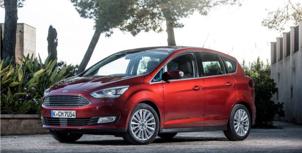 Nuova Ford C-Max, il nuovo standard per la famiglia moderna. Scopri di più >> http://owl.li/TD4J5 #Top_Partners
