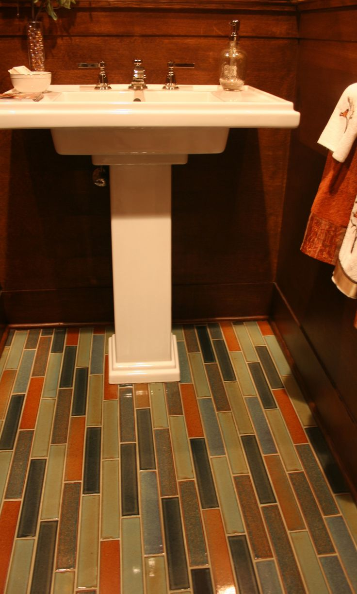 how to put kitchen tiles on the wall wow we how these craftsman style handmade tiles 9819