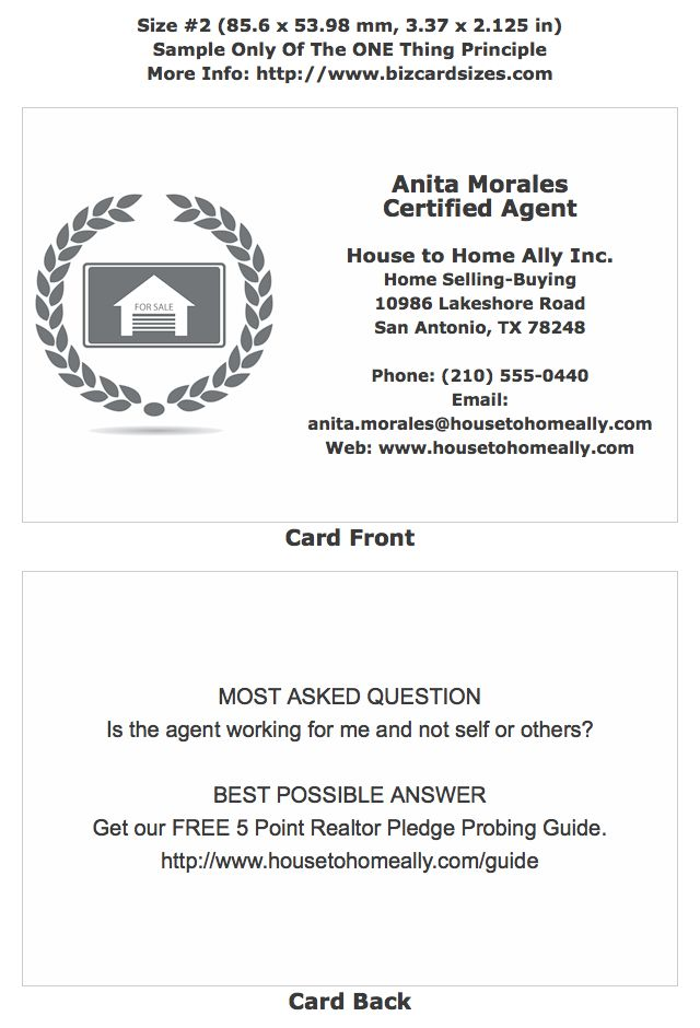 9 best Business Cards -- Size #2 images on Pinterest