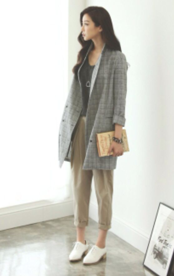 17 Best ideas about Oversized Blazer on Pinterest | Modern fashion ...